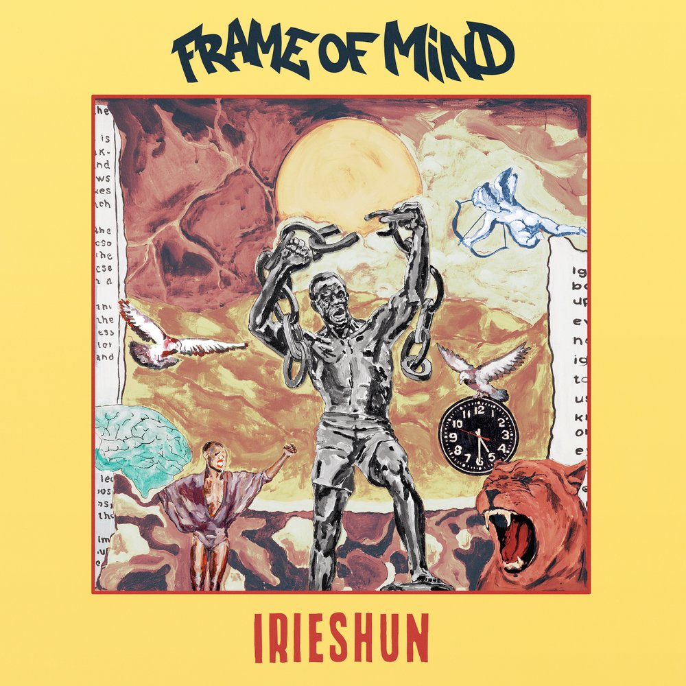 FRAME OF MIND Irieshun LP