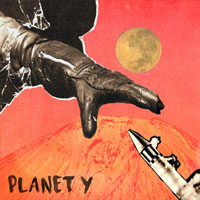 PLANET Y s/t 7""