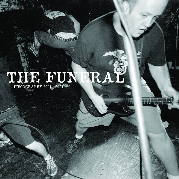 THE FUNERAL Discography 2001-2004 2xLP