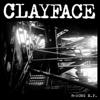 CLAYFACE 8 song EP 12""