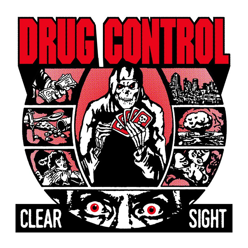 DRUG CONTROL Clear Sight 7""